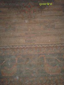 Paklājs pirms tīršanas